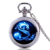 blue dragon watch