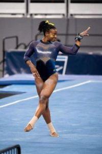 Gabby Wilson Michigan Gymnest 2021