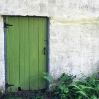 Studio Barn Door