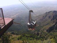 Sandia Peak tram, Albuquerque