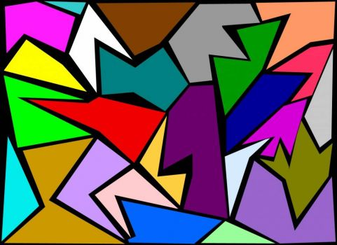 Shards of Colors