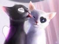 kittens_cats_art_tenderness