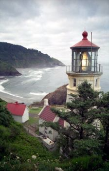 heceta lighthouse Or.