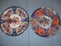 Chinese decorative plates