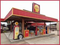 Eddie's Old Time Shell Station