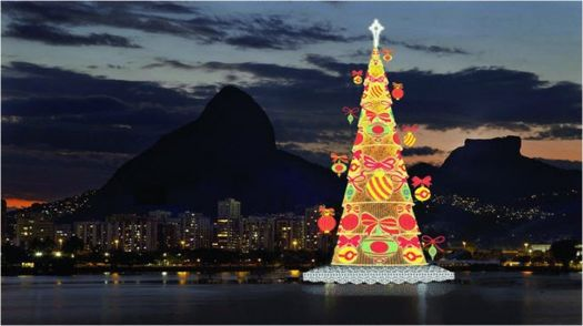 Rio - Christmas Tree - 2012 - Summer