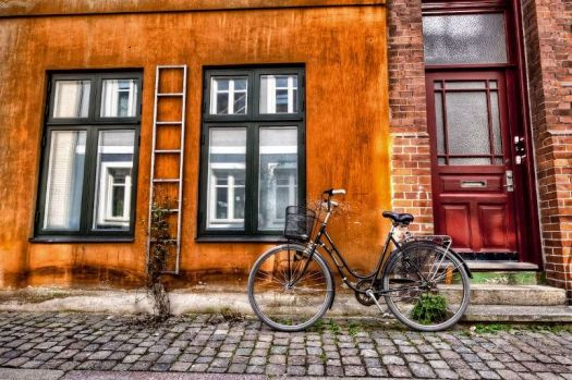 back streets of Malmo