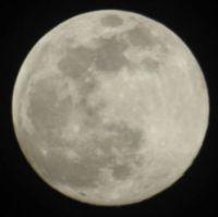 Full Moon July 9th 2017
