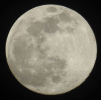 Full Moon July 9th 2017