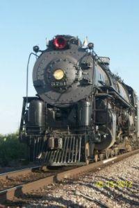 Centenial steam train, Congress,AZ 5-15-12