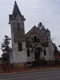 Spirit Lake Church