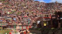 Larung Gar in Tibet