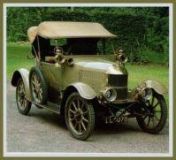 Morris Oxford 1914