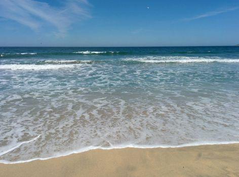 Poplar Beach, Half Moon Bay, California
