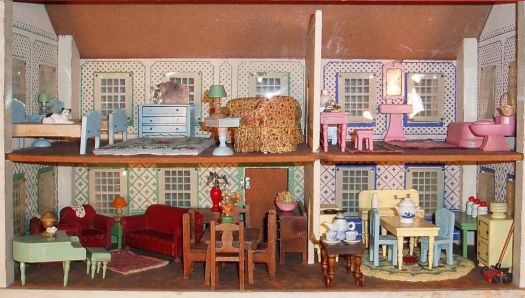 Doll House - for LindaAnnie!