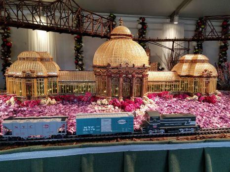 botanical garden train show 1