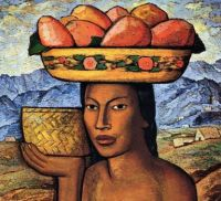 Alfredo Ramos Martinez – Prickly Pear Vendor