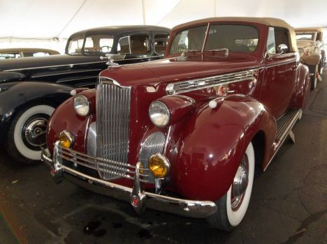 Packard 1948 120 conv cpe