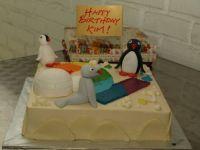 A very special Pingu birthday