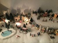 Ons  Kerstdorp - our Christmasvillage