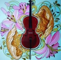 Music and flowers . . . . .
