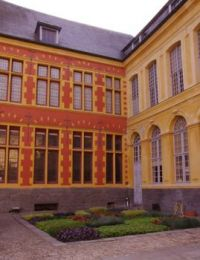 Hospice Comtesse, Lille