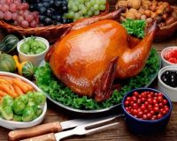 Thanksgiving Dinner - Yum!!!