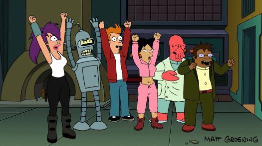 Futurama - Woo Hoo!