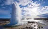 Icelands geysers