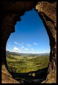 Pedra Furada em Urubici, Santa Catarina, Brasil !!!