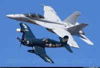 Hornet and Corsair