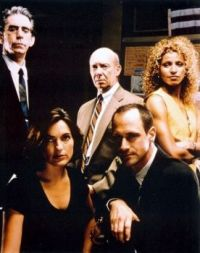 SVU Cast - Season One - When they were just babies!