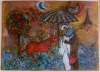 Chagal Wedding painting