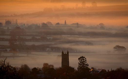 Evercreech, Somerset