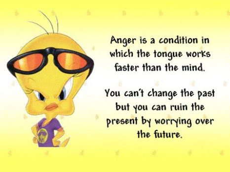 Anger Is A Condition