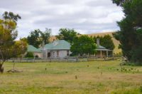 Farm house, Jericho Village, Tasmania