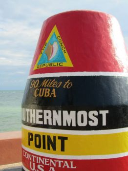 Southernmost Point in U.S - Key West