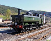 6430 at Carrog Station