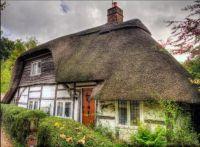 Tavern Cottage. Headbourne Worthy. Winchester.