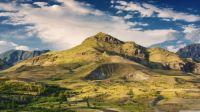 Vayk mountain range in Vayots Dzor Province, Armenia