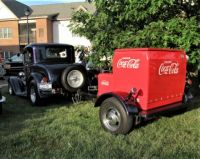 1930 Ford And Trailer  2
