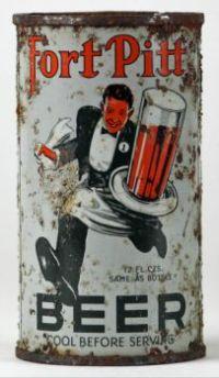 Fort Pitt Beer - Lilek #284A