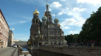 St Petersburg Russia - Church Of the spilt blood