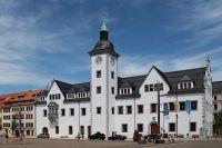Town hall, Freiberg/Saxony