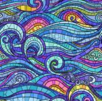 Wave and Rainbow