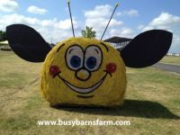 Bales of Hay Bumble Bee