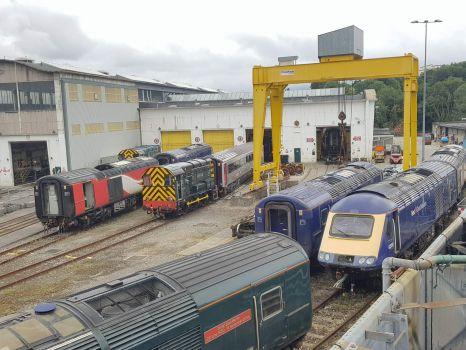 Depot Yard