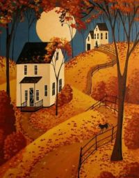 When Will All the Leaves Fall by Debbie Criswell