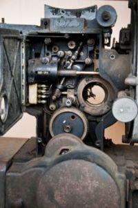 Antique Motion Picture Projector