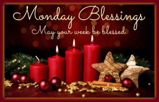 Good Morning Monday Blessings 40 Pieces Jigsaw Puzzle